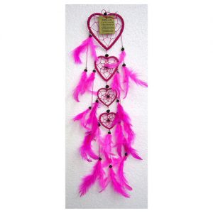 Pink Heart Chain