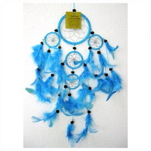 Mini Aqua Dream Catcher