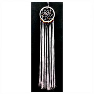 Mini Dream Catcher White String