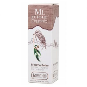 Mt Retour Organic Breathe Better Blend