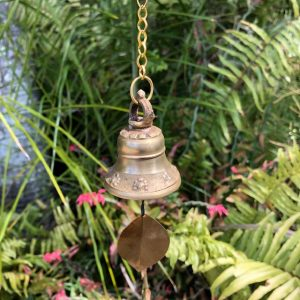 Tibetan Brass Wind Chime 6cm