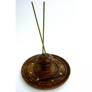 Wooden Incense Holder Large