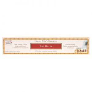 Red Mirrha Natural Incense