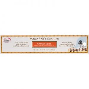 Orange Spice Natural Incense