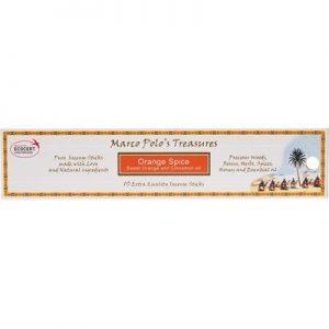 Orange Spice Natural Incense