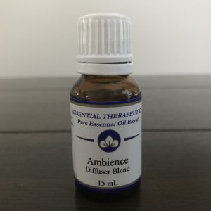 Essential Therapeutics Ambience Diffuser Blend 15ml
