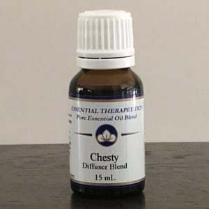 Essential Therapeutics Chesty Diffuser Blend 15ml