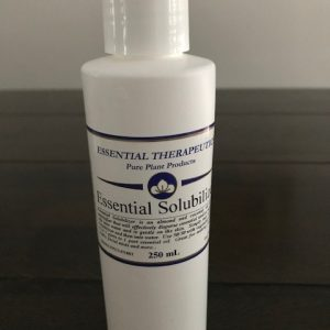 Essential Therapeutics Essential Solubilizer 250 ml