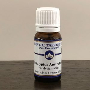 Essential Therapeutics Eucalyptus Australiana Certified Organic Essential Oil 10ml