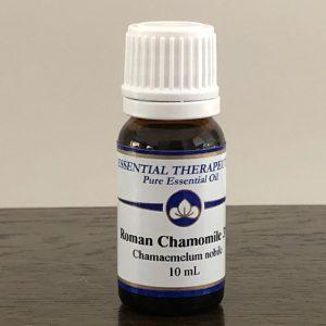 Essential Therapeutics Roman Chamomile Essential Oil 3% in Jojoba Oil 10ml