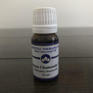 Essential Therapeutics German Chamomile Essential Oil 3% in Jojoba Oil 10ml