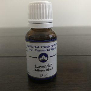 Essential Therapeutics Lavender Diffuser Blend 15ml