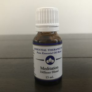 Essential Therapeutics Meditation Diffuser Blend 15ml
