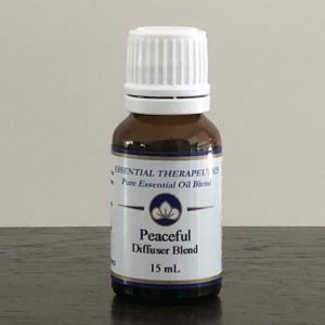 Essential Therapeutics Peaceful Diffuser Blend 15ml
