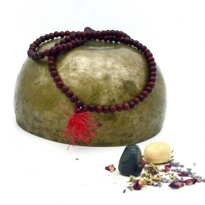 Rosewood Mala Beads Genuine