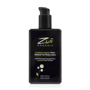 Zuii Organic Certified Organic Gradual Tan Body Lotion