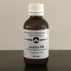 Essential Therapeutics Arnica Infused Oil 100ml