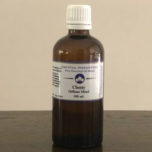 Essential Therapeutics Chesty Diffuser Blend 100ml
