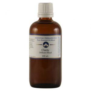 Essential Therapeutics Clarity Diffuser Blend 100ml