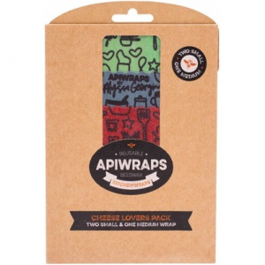 ApriWraps Cheese Lovers Pack