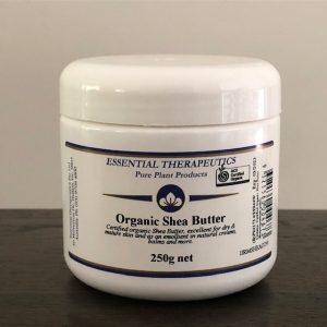 Organic Shea Butter 250g