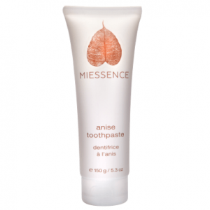 Miessence Anise Toothpaste 150g