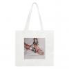Divine Empress Small Cotton Tote Bag