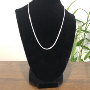 Snake Chain 1.5mm Thickness Sterling Silver 45cm
