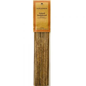 Auroshikha Natural Resin SANDALWOOD Incense