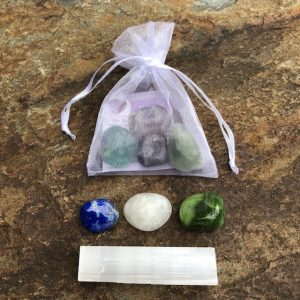 Crystal Gift Set of 5