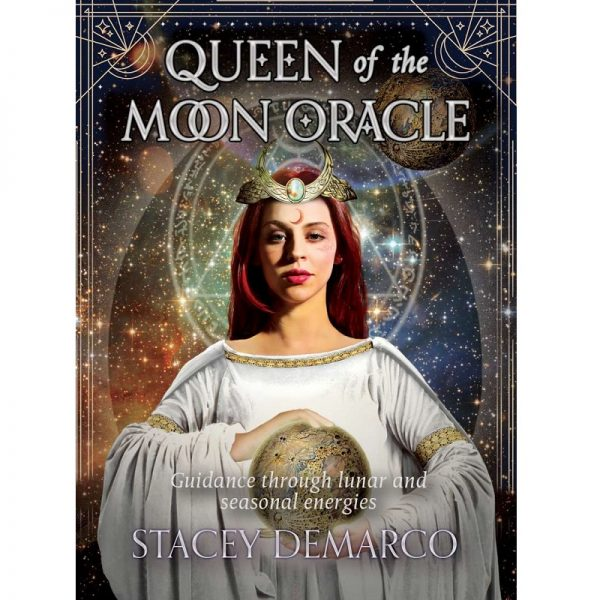 Queen of the Moon Oracle Deck