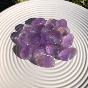 Amethyst Tumbled Crystals Pack 250g