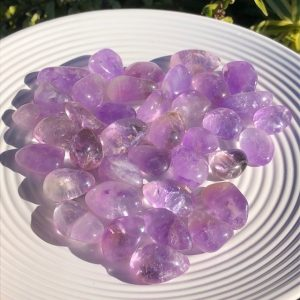 Amethyst Tumbled Crystals Pack 500g