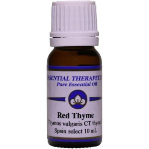 Essential Therapeutics Thyme Red Essential Oil 10ml